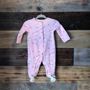 🌻 3/20$ Carter's Pajamas Size: 3 Months
